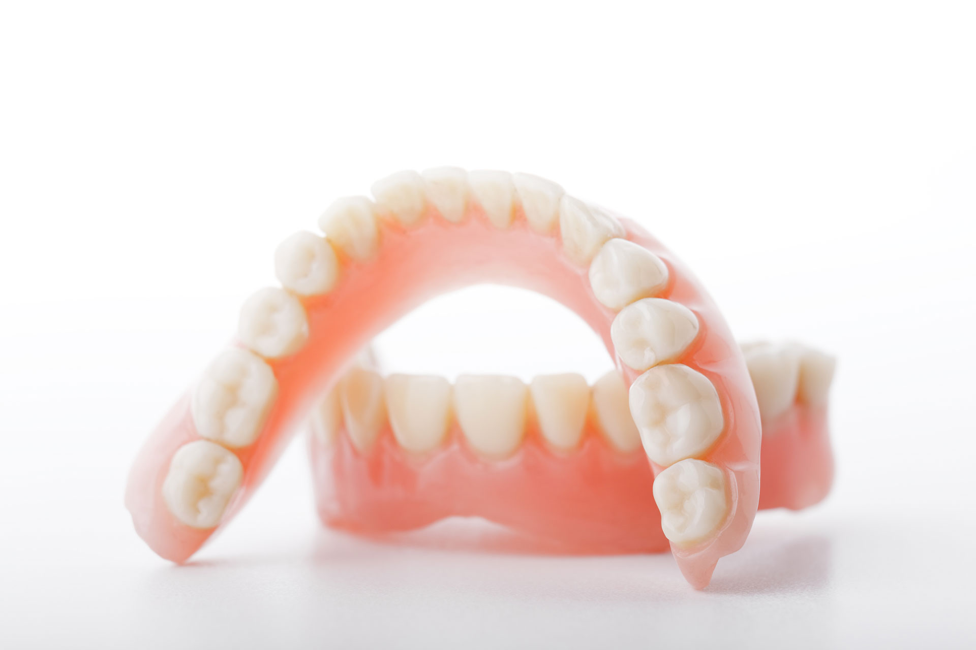full conventional dentures